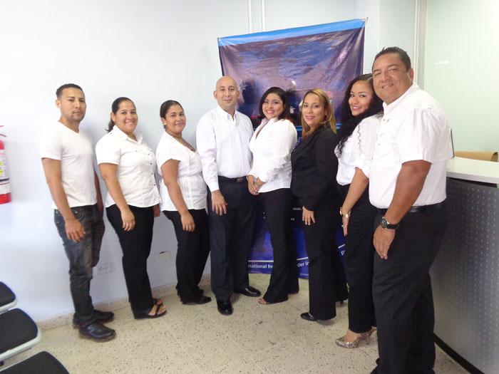 Panama Office Team